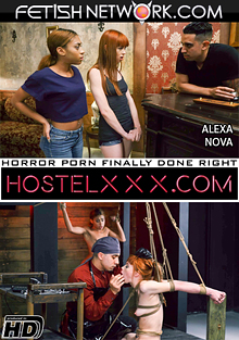 HostelXXX: Alexa Nova cover