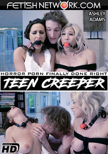 Teen Creeper: Ashley Adams cover
