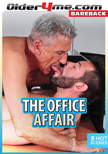 The Office Affair cover