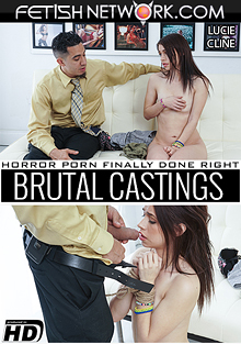 Brutal Castings: Lucie Cline cover