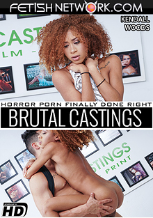 Brutal Castings: Kendall Woods cover