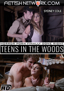 Teens In The Woods: Sydney Cole cover