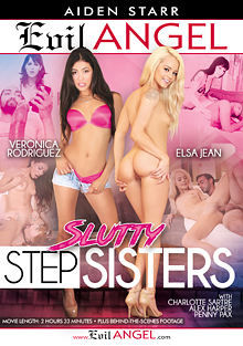 Slutty Stepsisters cover