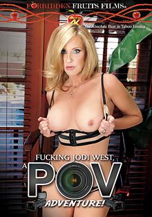 Fucking Jodi West: A POV Adventure cover