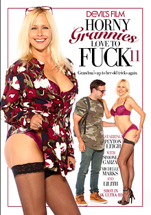 Horny Grannies Love To Fuck 11 cover