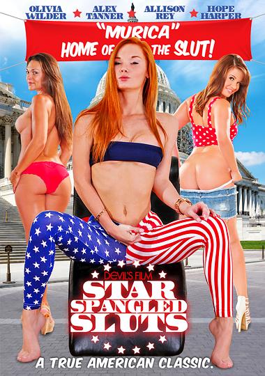 Star Spangled Sluts cover