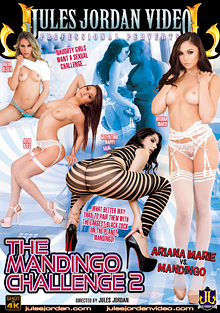 The Mandingo Challenge 2 cover