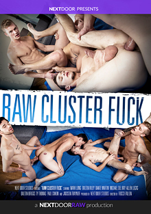 Raw Cluster Fuck cover