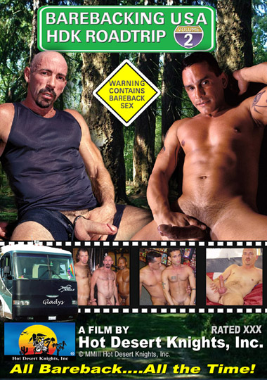Barebacking USA:  Road Trip 2 cover