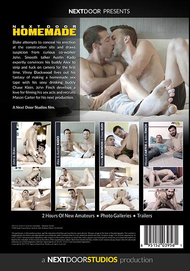 Next Door Homemade 1 Cover Back
