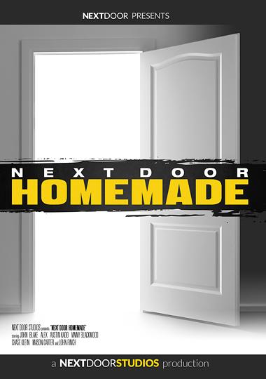 Next Door Homemade 1 Cover Front