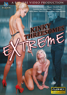 Kinky Threesomes Extreme cover