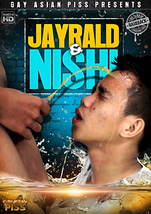 Jayrald And Nishi cover