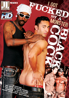 I Got Fucked By A Monster Black Cock cover