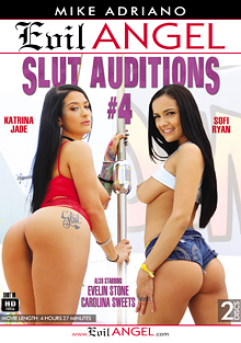 Slut Auditions 4 cover