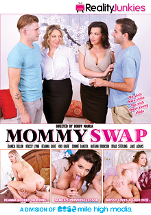 Mommy Swap cover