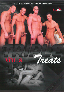 Triple Treats 8 cover