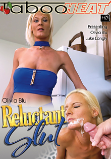 Olivia Blu In Reluctant Slut cover