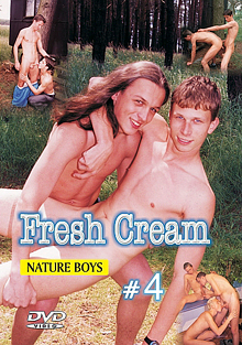 Fresh Cream 4: Nature Boys cover