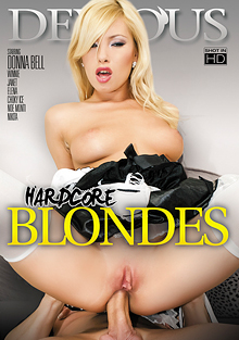 Hardcore Blondes cover