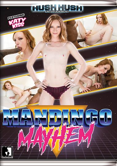Mandingo Mayhem: Katy Kiss cover