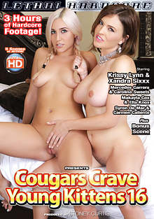 Cougars Crave Young Kittens 16 cover