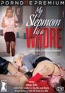 My Stepmom Is A Whore cover