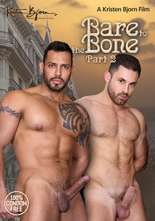 Bare To The Bone Part 2 cover