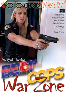 Aaliyah Taylor In Beat Cops War Zone cover