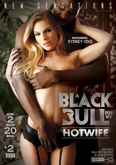 A Black Bull For My Hotwife cover