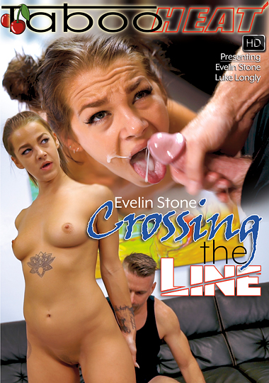 Evelin Stone In Crossing The Line cover
