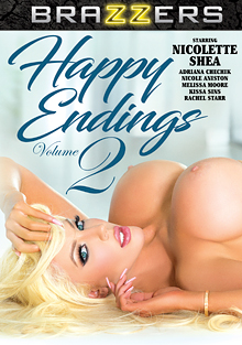 Happy Endings 2 cover
