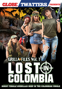 Grilla Files: Lost In Colombia cover