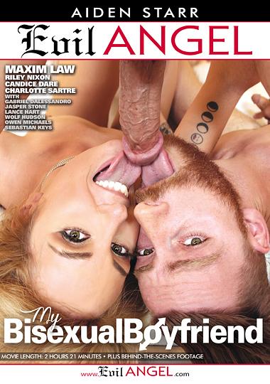 My Bisexual Boyfriend cover