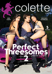 Perfect Threesomes 2 cover