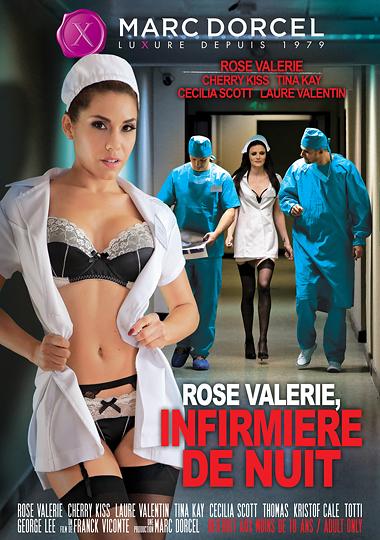Rose Valerie, Infirmiere De Nuit cover