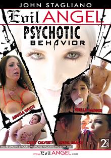 Psychotic Behavior cover