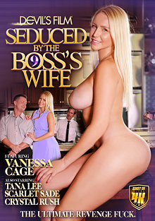 Seduced By The Boss's Wife 9 cover
