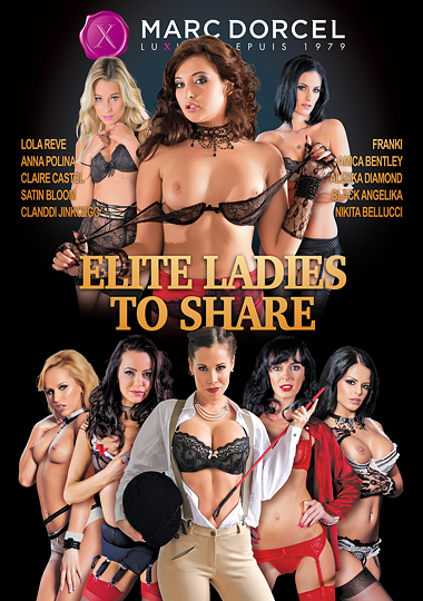 Elite Ladies To Share cover
