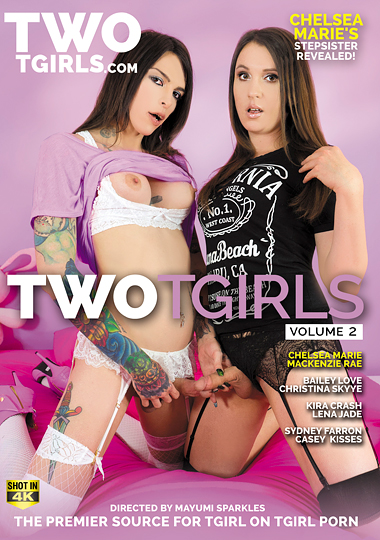 Two Tgirls 2 cover