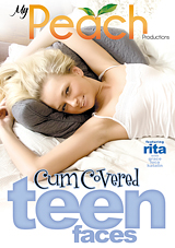 Cum Covered Teen Faces