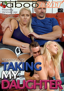 Vanessa Cage In Taking My Daughter cover