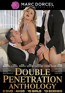 Double Penetration Anthology cover
