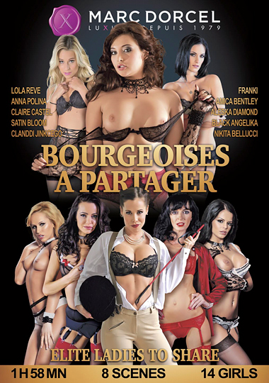 Bourgeoises A Partager cover