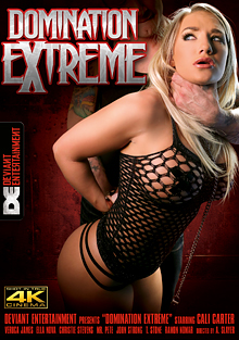 Domination Extreme cover
