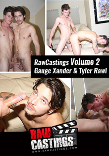 Raw Castings 2: Gauge Xander And Tyler Rawl cover