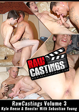 Raw Castings 3: Kyle Reese And Booster With Sebastian Young