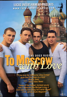 To Moscow with Love 1 Cover Front