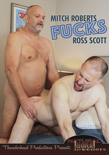 Mitch Roberts Fucks Ross Scott cover