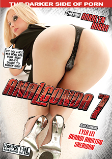 Analconda 7 cover